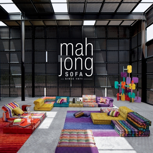 Mah Jong Sofa in Roche Bobois