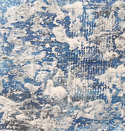 Cielito Lindo - Obra de Coqui Vera-Pintura